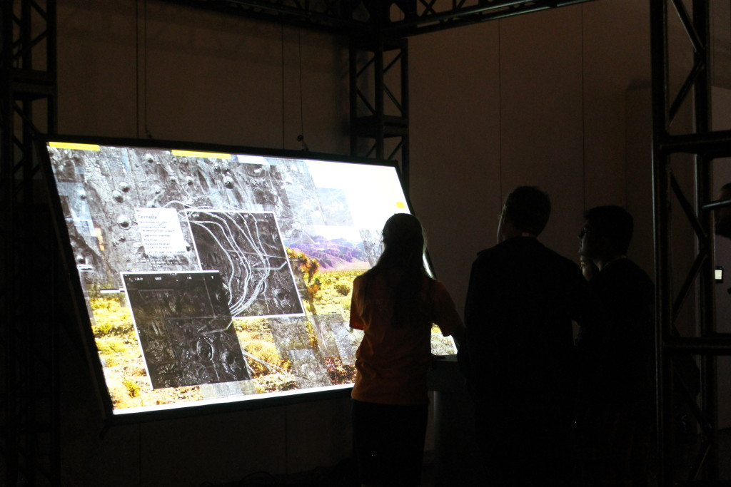 The Evolution of Silence, Version 1 at SIGGRAPH 2014