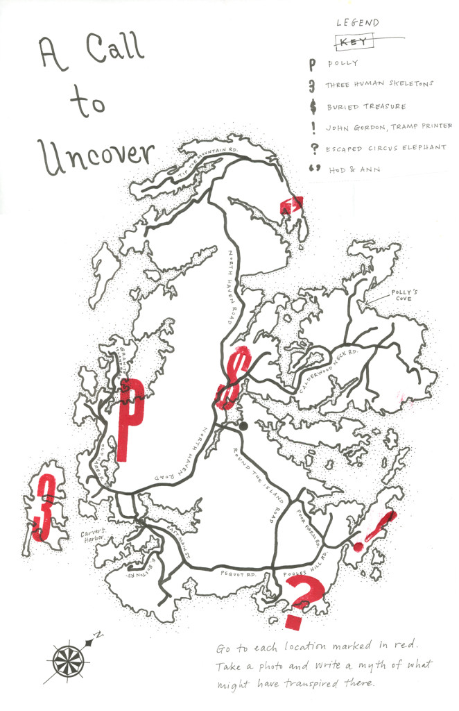 A Call to Uncover Map