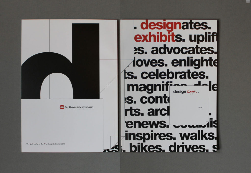 Design Does Exhibition Catalog