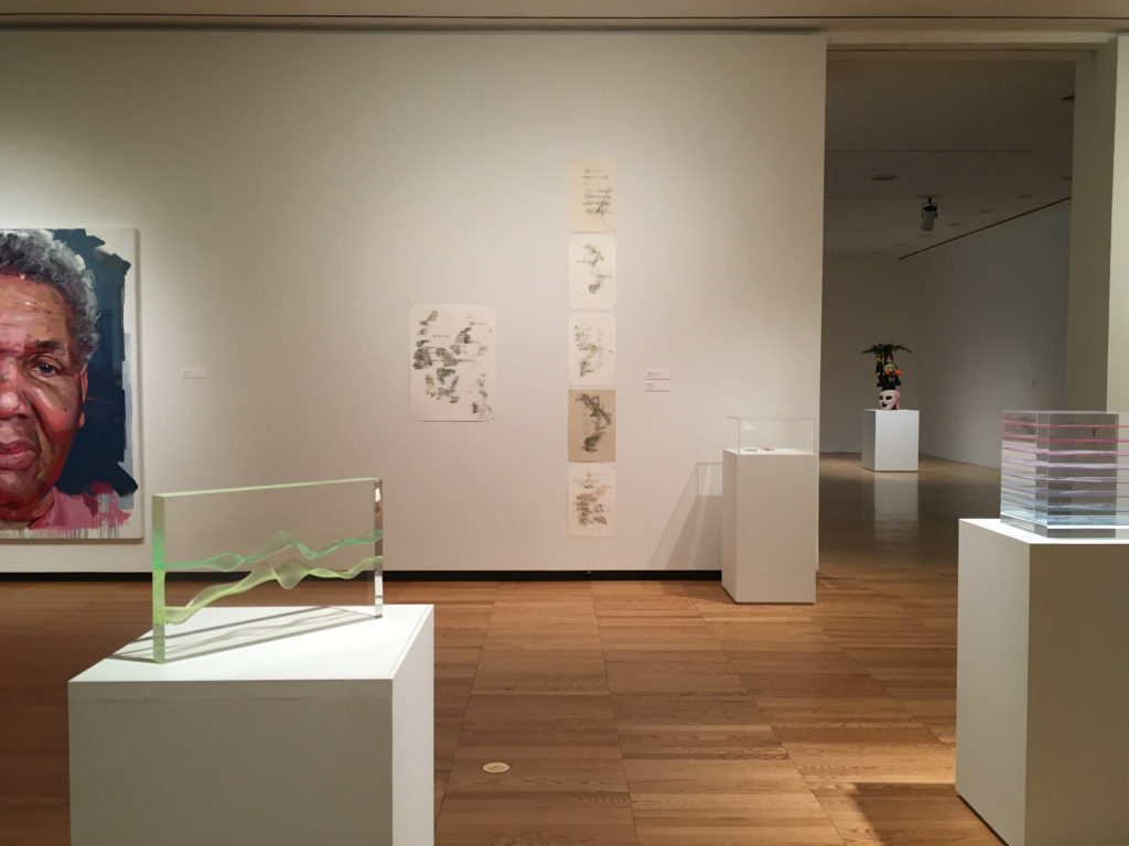 Faculty Exhibition at the Krannert Art Museum