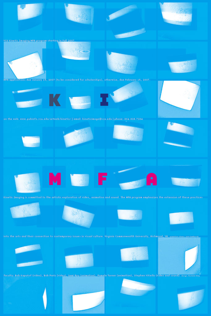 KI MFA Poster