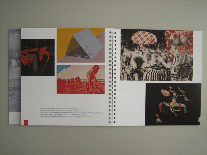 VCUArts Gerald Donato Catalogue