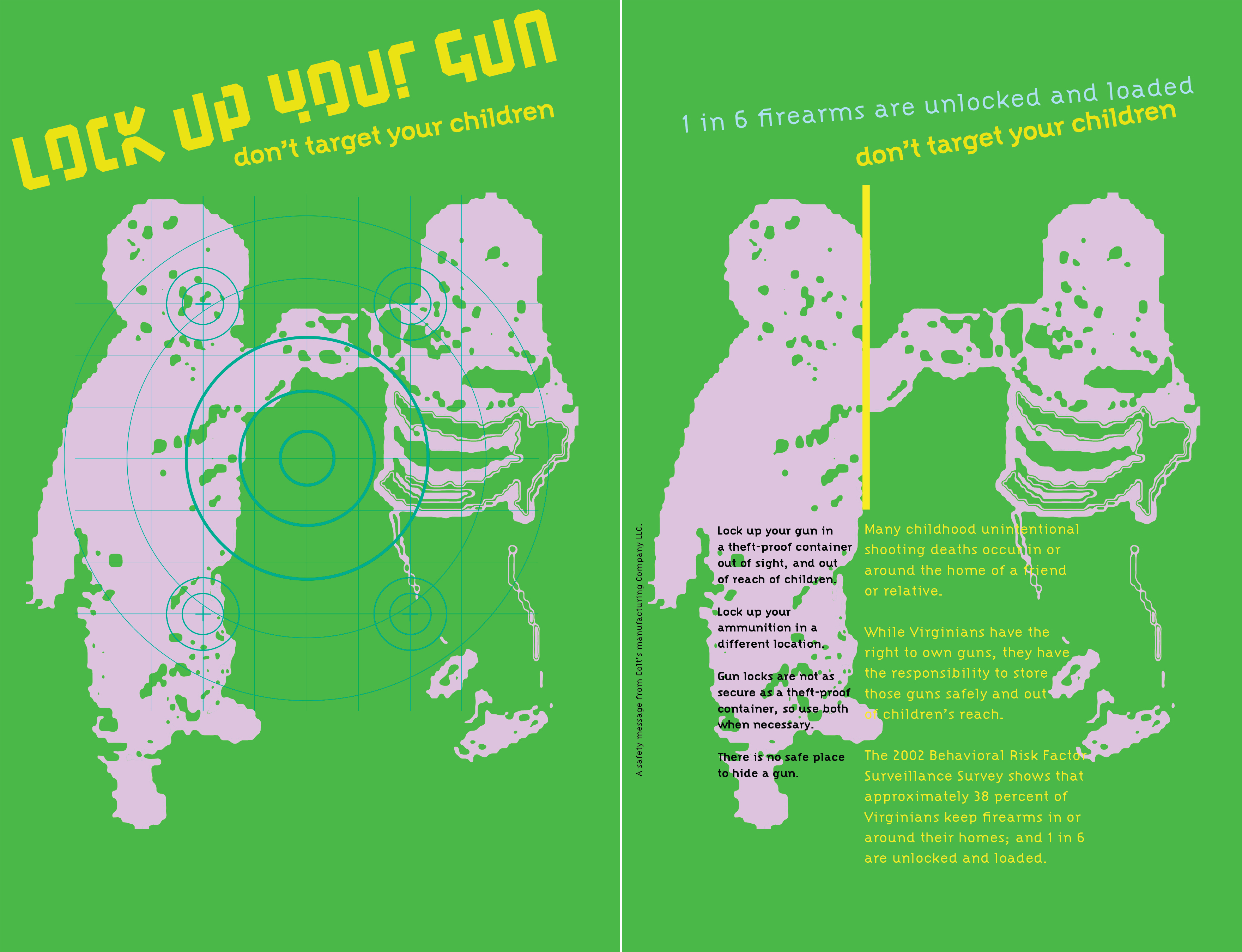 Don\'t Target Your Children